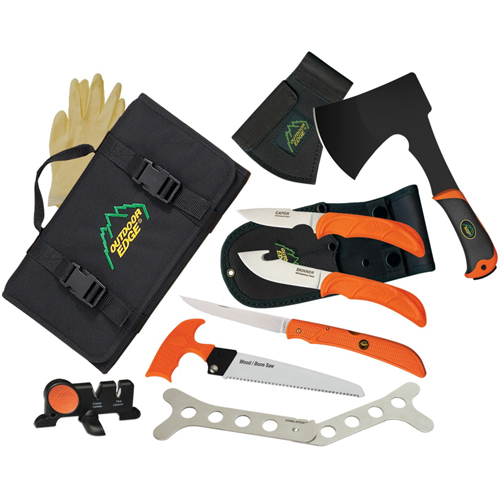 Outdoor Edge Outfitter Game Processing Kit