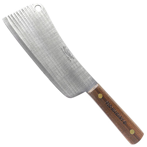 OKC Old Hickory 76-7 Inch Cleaver-Chopper