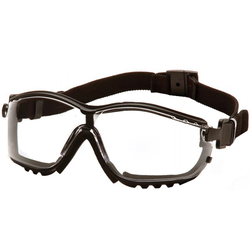 Pyramex V2G H2X Anti-Fog Lens Safety Goggles