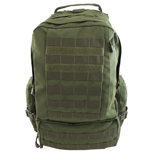 Raven X MOLLE Large Assault Backpack - Olive Drab