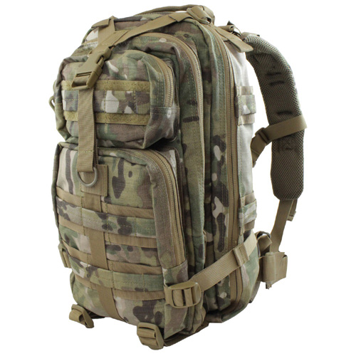 Raven X MOLLE Small Assault Backpack - Multicam