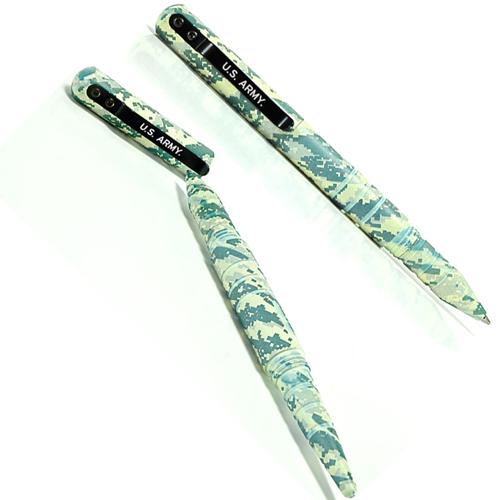 Schrade US Army Tactical Green MARPAT Camo Pen
