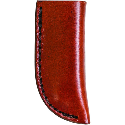 Schrade Large Leather Single Vertical Carry Knife Sheath