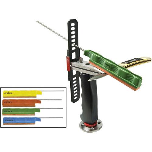 Schrade 5 Pc Sharpeing Kit