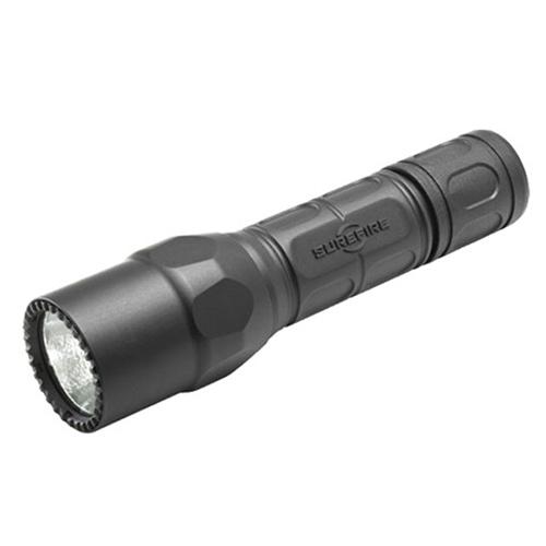 Surefire G2X Black Polymer Pro Dual Output Led Flashlights