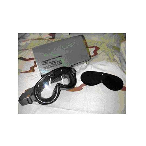 Us Genuine GI Sun Wind And Dust Goggles