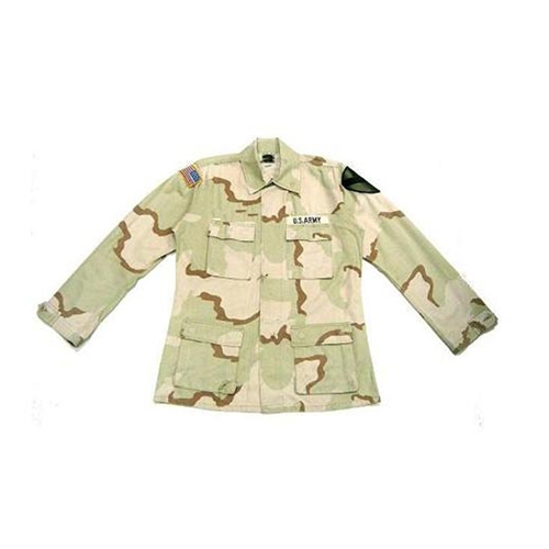 US Military 3 Color Desert Shirt