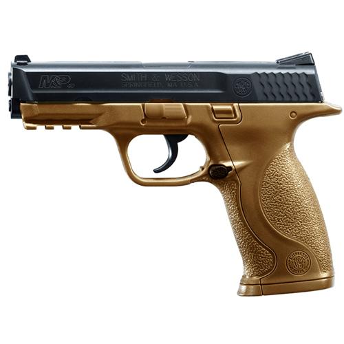 Demo Smith & Wesson M&P CO2 BB gun (Earth Brown)