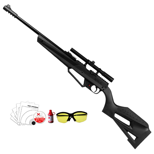Umarex NXG APX .177 Multi -Pump 490 Air Rifle Kit