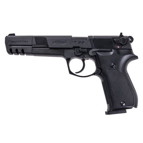Walther Black CP88 Competition Pellet gun