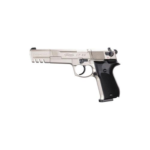 Walther Nickel Black CP88 Competition Pellet gun