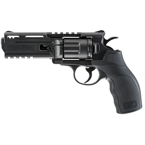 Umarex Brodax BB gun Revolver CO2