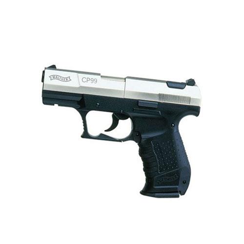 Walther CP99 Air gun - Nickel Slide