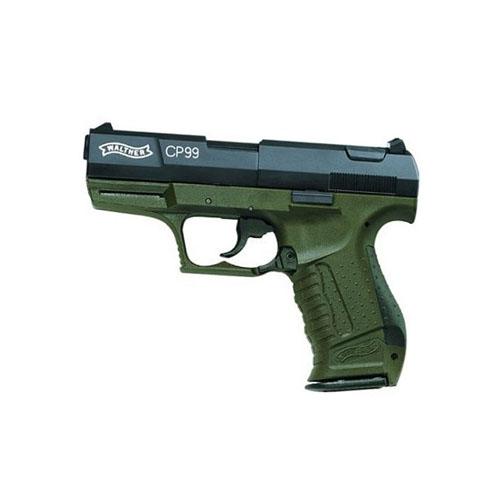 Walther CP99 Air gun - Military Olive