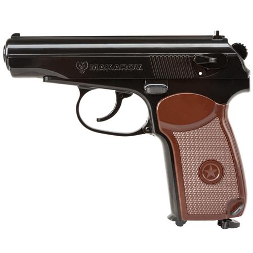 Makarov Black and Brown Airguns