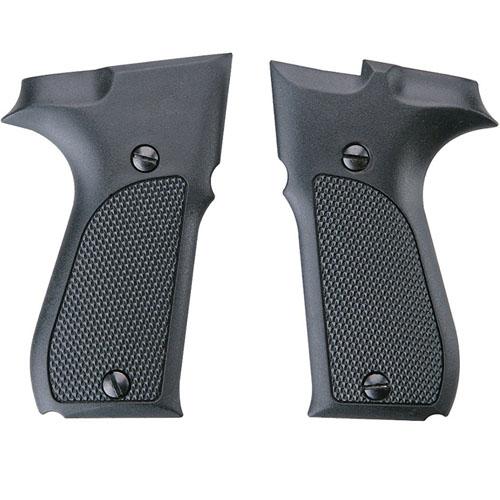 Umarex Black Plastic Grips for CP88