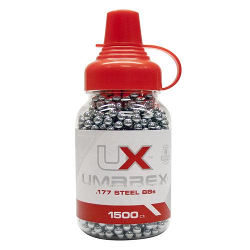 Umarex .177 Precision Steel BBs Ammo