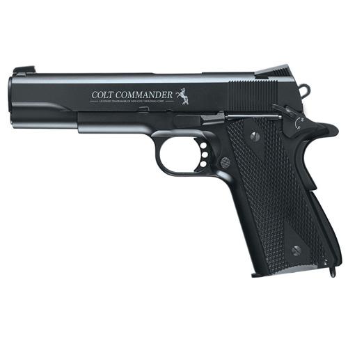 Colt Commander Blowback Gun
