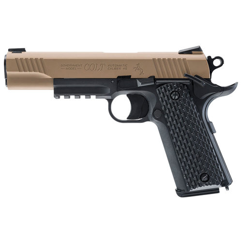 Colt M45 BB gun 4.5mm CO2 Blowback