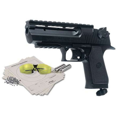 Desert Eagle Black Kit Magnum Research Baby Airguns