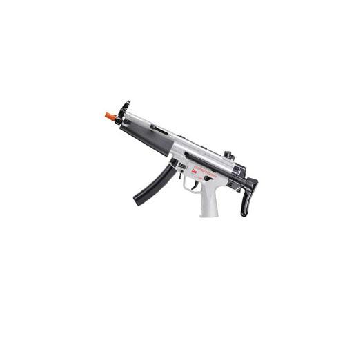 Heckler and Koch Clear MP5 A Retractable AEG Airsoft Gun