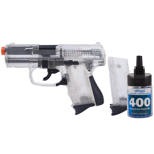 Walther Clear P99 Compact Airsoft Gun
