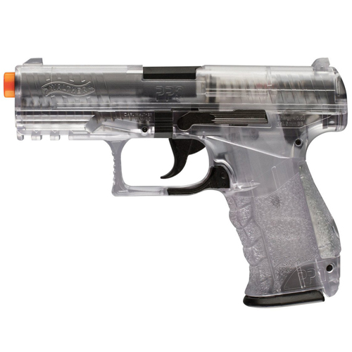 Walther PPQ - Clear