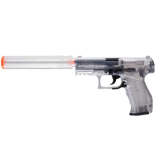 Walther PPQ Clear Combat Kit
