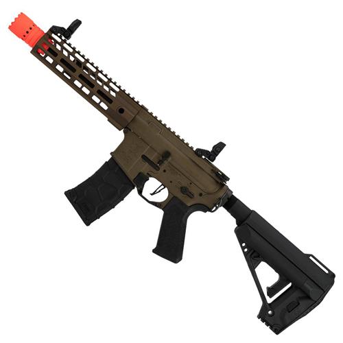 VFC VR16 Saber CQB M-LOK Airsoft Rifle - Bronze