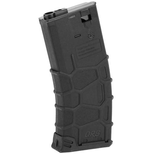 VFC QRS 120rds M4/M16 AEG Mid-Cap Magazine - Black