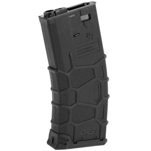VFC QRS 300rds M4/M16 AEG Hi-Cap Magazine - Black