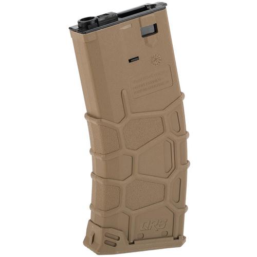 VFC QRS 300rds M4/M16 AEG Hi-Cap Magazine - Tan