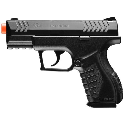 Combat Zone Black Enforcer gun