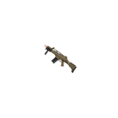 Heckler and Koch G36 CV AEG Dark Earth Brown Rifle