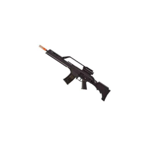 Heckler and Koch Black G36 KV AEG Rifle