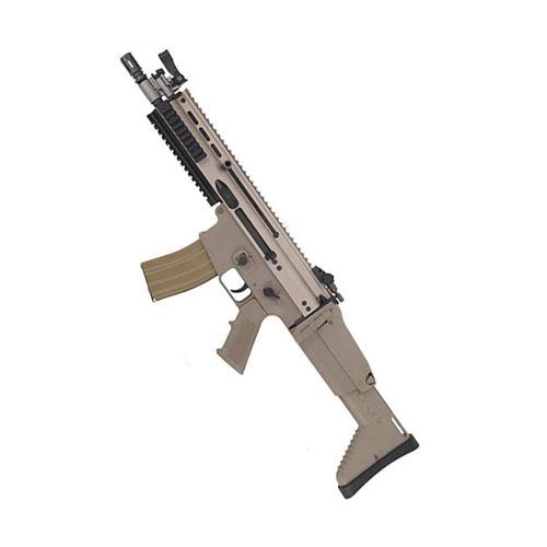 WE FN Scar-L GBB Tan Open Bolt Airsoft Rifle