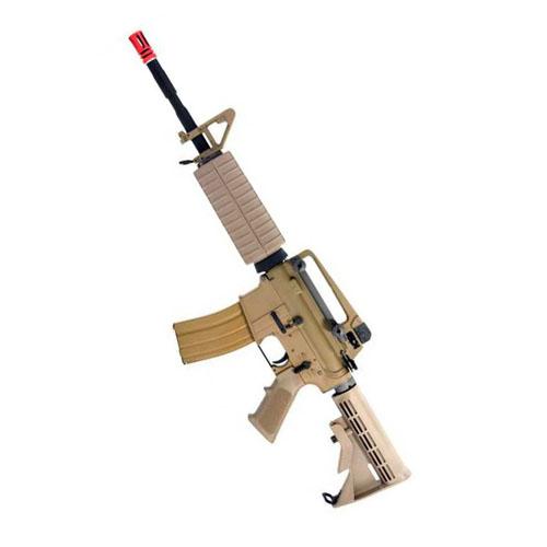 WE Tan M4 GBB Rifle