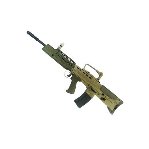 WE L85 Open Bolt GBB Rifle