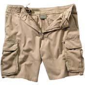 Ultra Force Vintage Paratrooper Cargo Shorts