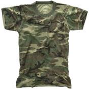Kids Vintage Camo T-Shirt