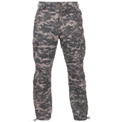 Ultra Force Digital Camo Tactical BDU Pant
