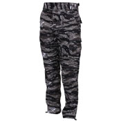 Color Camo Tactical BDU Pant