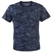 Mens Digital Camo T-Shirt